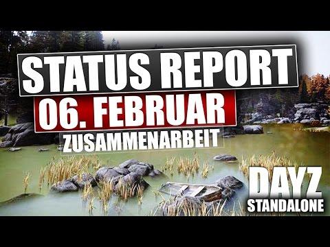 ◤Status Report 06.02.15 | DAYZ STANDALONE V0.53 | German Gameplay - Ricoo
