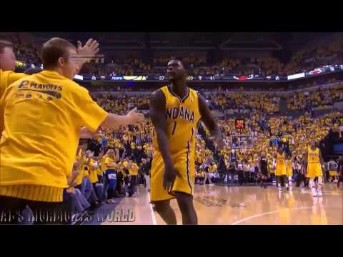 Lance Stephenson Back To Indiana Pacers Check Out His Highlights
