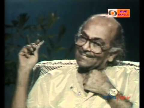 Asha Bhoshle talking to Salil Choudhury - kathay 0 Surey Kolkata Durodarshan.avi