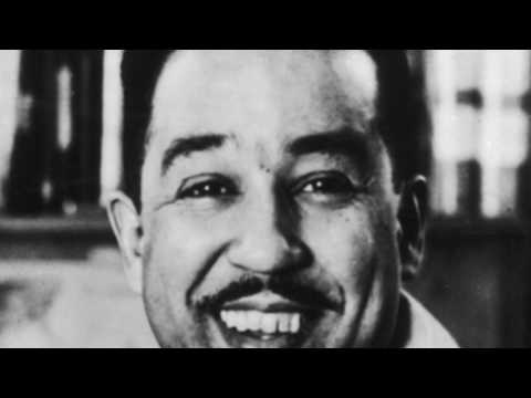 Langston Hughes reads his poems
