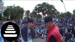 DUKI vs TOBI vs BEELZE vs KAOZ - 8vos Fecha 8 (Torneo 2016) - El Quinto Escalon