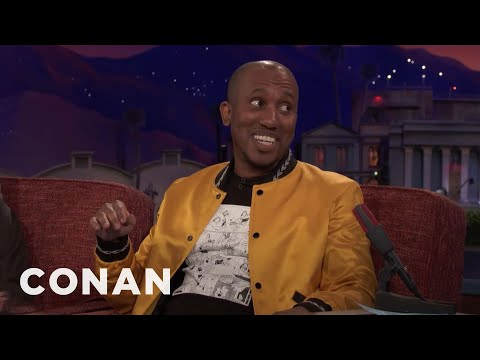 Conan vs. Chris Redd Remembers His SNL Audition