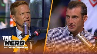 Raptors are best fit for Kawhi because of familiarity, talks Knicks FA — Ric Bucher | NBA | THE HERD
