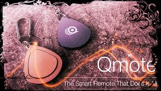 Qmote is the remote button to make your smartphone smarter ... | TechTalk