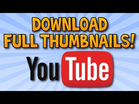YouTube Thumbnail URL - How to Get the Thumbnail of Any Youtube Video