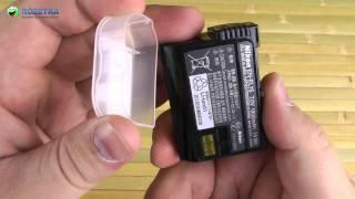 Розпакування Nikon D7100 18-105mm VR Kit