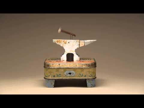 Miniature Electric Anvil