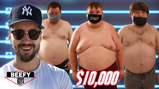 MOST WEIGHT LOST WINS $10,000 | Beefy Boys