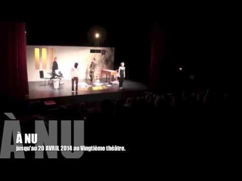 Vidéo A NU l'accueil du public