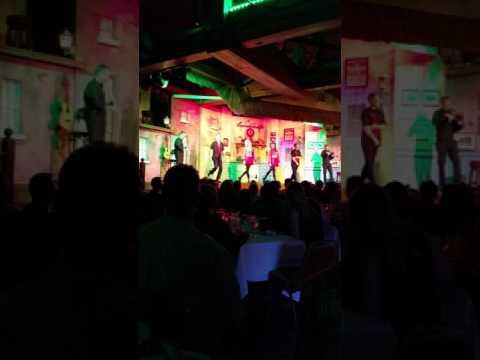 Taylor's Three Rock Irish Cabaret, Dublin, Ireland (1)