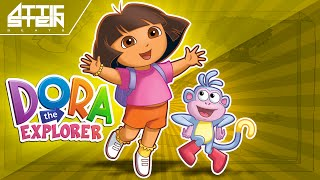 DORA THE EXPLORER THEME SONG REMIX [PROD. BY ATTIC STEIN]