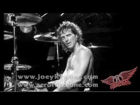 "Joey Kramer Reads An Excerpt From ""HitHard"""