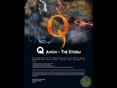 Q Qanon 03/04/2018 IN GOD WE TRUST