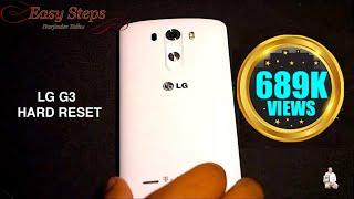 LG G3 Hard Reset | Factory Setting | Original Setting