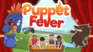 PUPPETS IN VR - Puppet Fever (Multiplayer Gameplay)