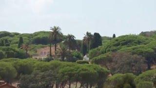 Ramatuelle Villa L'Oumede 'La Piscine' Romy Schneider & Alain Delon