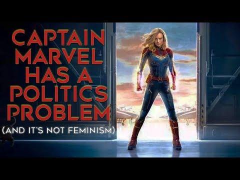 Captain Marvel Has a Politics Problem (And It's Not Feminism)