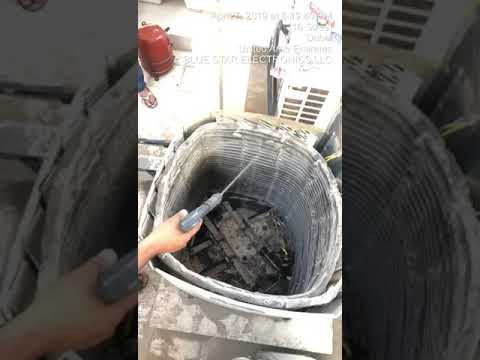 BSE AC outdoor cleaning(2)
