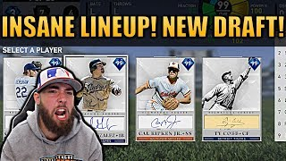 AMAZING DRAFT GREAT LINEUP Battle Royale Draft MLB The Show 19 Diamond Dynasty