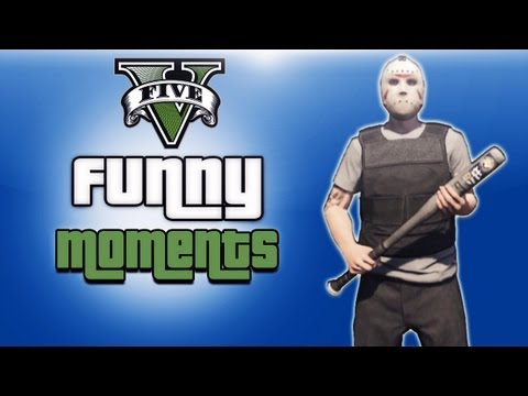 GTA 5 Online Funny Moments Ep. 2 (Gay...