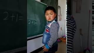 Прикол на уроке Математике