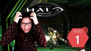Halo: Combat Evolved Pt. 1 | Where It Began | Gaming with Tracy