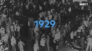 Geschichte weltweiter Börsencrashs
