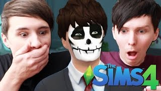 DIL GETS SPOOKY - Dan and Phil Play: Sims 4 #21