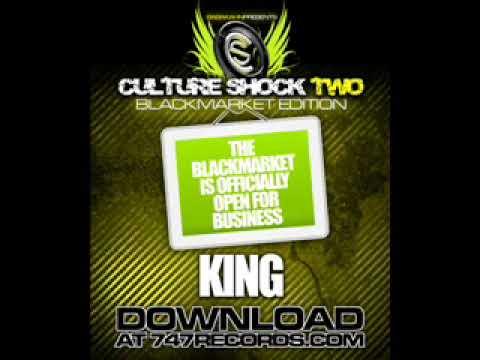 LOMATICC SUNNYBROWN BABA KAHN - KING Culture Shock 2 Black Market !!!BRAND NEW SINGLE!!!!