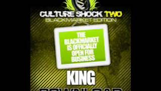 LOMATICC SUNNYBROWN BABA KAHN - KING Culture Shock 2 Black Market !!!BRAND NEW SINGLE!!!!