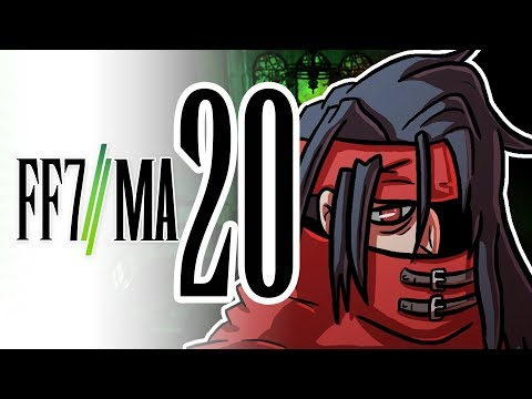 Final Fantasy VII: Machinabridged (#FF7MA) - Ep. 20 - Team Four Star