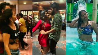 Shalu Shamu Hot Dance | Vertical Edit | Actress Shots