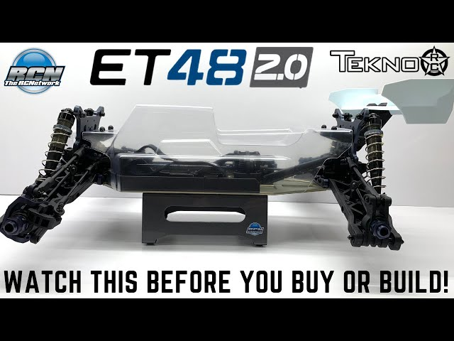 Tekno ET48 2.0 ✌️ In Depth Build Review - Watch THIS before you Buy or Build!