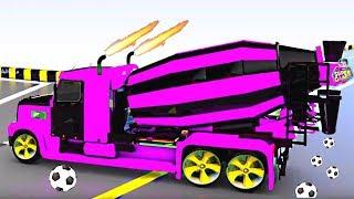 🚖 Веселый грузовик !! Мультфильмы 2018 для мальчиков - Мультики про машинки - Песенки для детей !