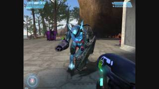 Hunters 101 - Halo Combat Evolved Walkthrough 8b: Legendary HD