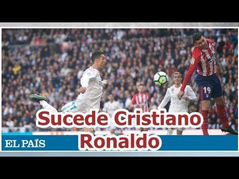 Sucede Cristiano Ronaldo