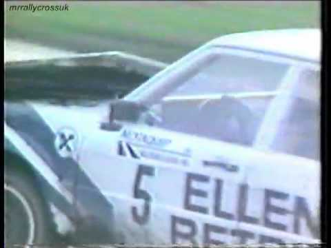 1984 British Rallycross Grand Prix Final