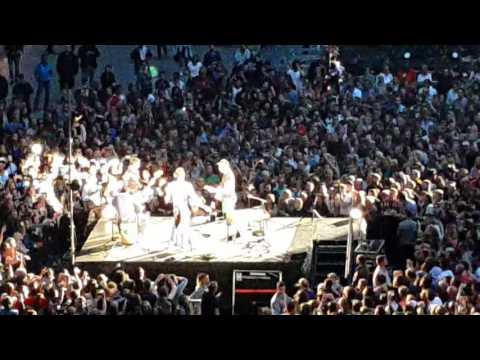 Coldplay - Shiver, Hamburg, July 1 2016