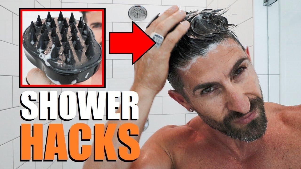 7 GENIUS Shower Hacks I Wish I Knew SOONER! (MY SHOWER ROUTINE)