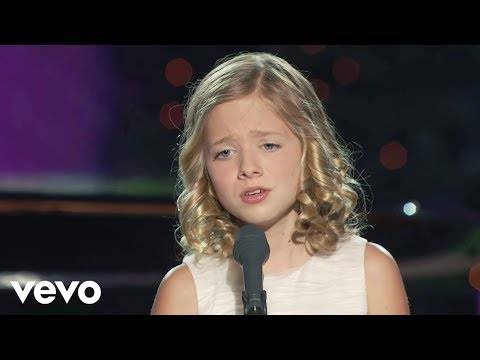 Jackie Evancho - Angel (from PBS Great Performances)