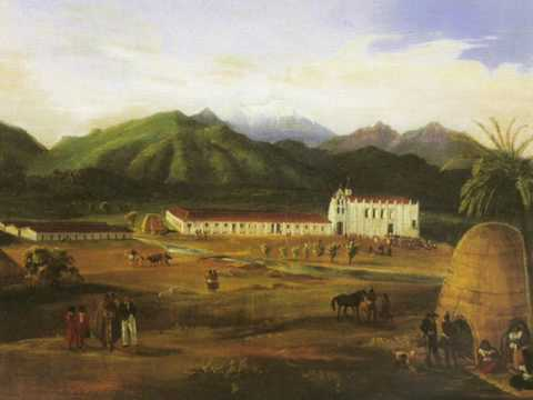 Padre Nuestro, a 4-ANONYMOUS~Missions Music of La Alta California, New Spain (18th century)