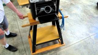 Portable Planer Mobile Stand