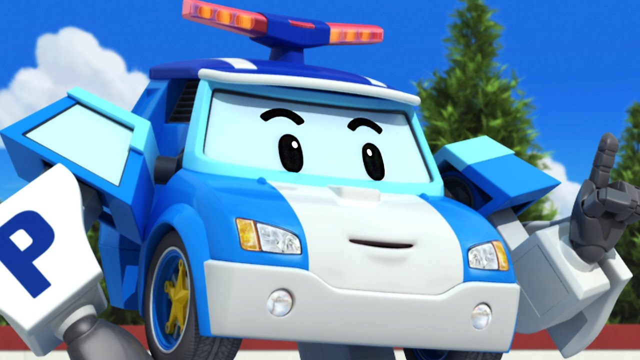 Traffic Safety with POLI Opening Song | Music Video | Kids Songs | Robocar POLI - Nursery Rhymes