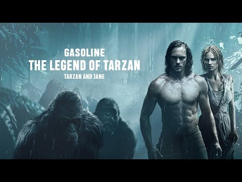 The Legend of Tarzan: Tarzan and Jane♥...