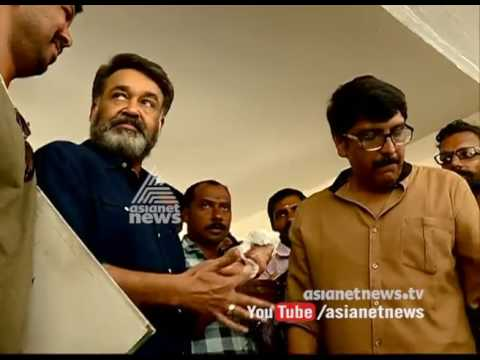 Mohanlal celebrating winning National Award |National Film Awards 2016