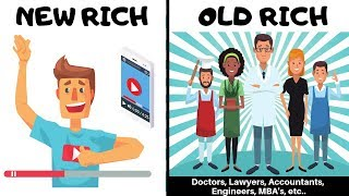 The Old Way vs The New Way of Becoming Rich – How to Master the Game of Money