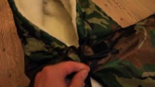"""Спальный мешок """"Северный Путь"""" -30 Обзор"""