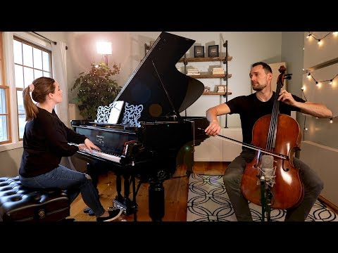 Halsey - Without Me (PIANO & CELLO COVER) - Brooklyn Duo - YouTube