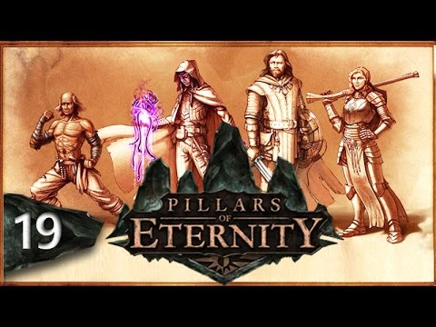 Mr. Odd - Let's Play Pillars of Eternity - Part 19 - Helig of Thein