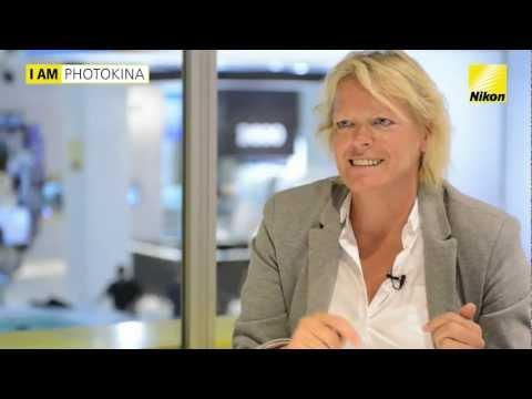Nikon Photokina 2012 - Ein Interview mit Ursula Meissner